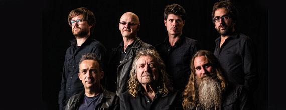 Robert Plant & The Sensational Space Shifters Pre-sale Oct 16 - 18 2017